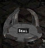 Closed Seal